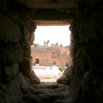 Badia palace Marrakesh