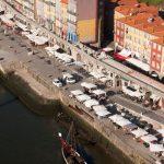 Porto from bridge